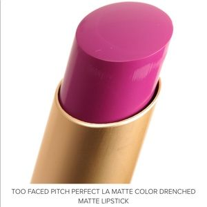 Too Faced La Matte Lipstick - Pitch Perfect